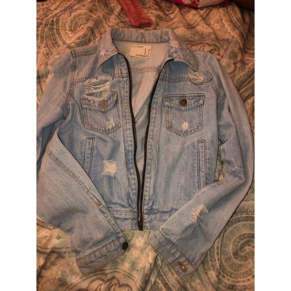 Forever 21 Jackets & Blazers - Jean jacket from Forever 21